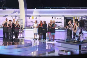 "Contestants on ""The Taste"""