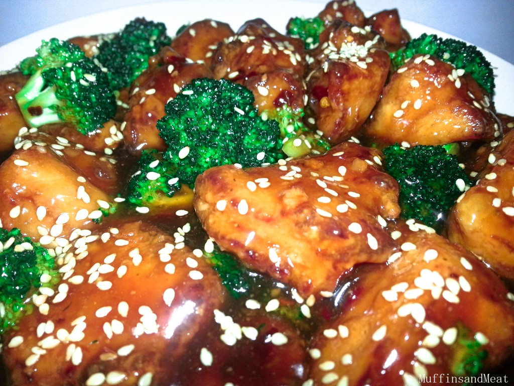 Sesame Chicken