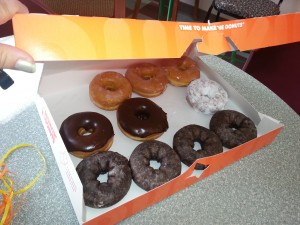 Oh Dunkin Donuts, I love you so!