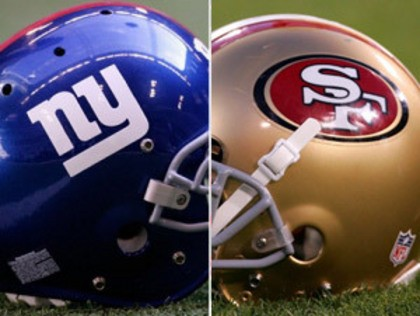 Week 5 NFL Giants VS San Francisco  GO G-MEN!